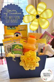 feel better soon gift basket best 25 get well gifts ideas on diy gift baskets