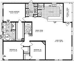 small home layouts floor plan for a small house 1 150 sf with 3 bedrooms and 2 baths