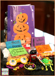 halloween goody bags a kindergarten smorgasboard halloween goodie bag idea the