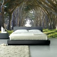 papier peint trompe l oeil pour chambre deco tapisserie chambre daccoration chambre en papier peint 3d