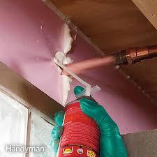 Best Way To Insulate Basement Walls by Insulate Basement Rim Joists Family Handyman