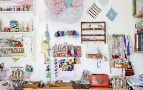 Craft Studio Ideas by Ideas From A Creative Home Studio