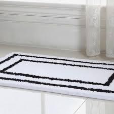 White Bathroom Rugs White Fluffy Bathroom Rugs Bathroom Design With Cornered Modern
