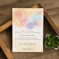 Customized Wedding Invitations Wedding Card Malaysia Crafty Farms Handmade Colourful