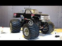 rc adventures vintage kyosho usa 1 electric 1 8th scale monster