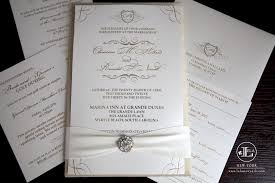 luxury wedding invitations designs new york luxury wedding invitations