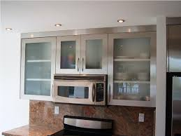 Second Hand Kitchen Furniture by Kitchen Seeded Glass Kitchen Cabinet Doors Holiday Dining
