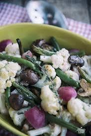 Garden Vegetable Salad by Roasted Garden Vegetable Medley Paleo Leap