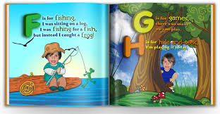 personalized children s abc story book can 2 my