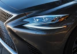 lexus sedan concept all new 2018 lexus ls reimagines global flagship sedan