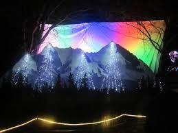 Zoo Lights Woodland Park Todaysmama Com Brave The Rain At Wildlights