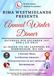 british islamic medical association upcoming events west