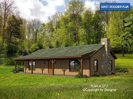 Cabin House Plans With Photos House Plan 37 7 Vtr House Plans By Garrell Associates Inc