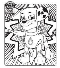 free coloring pages paw patrol ryder patchwork