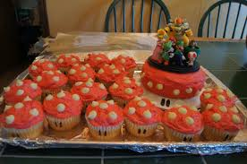 diy super mario bros birthday party real honest mom