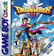Dragon Quest Monsters Super Light Dragon Warrior Iii Gameboy Color Gbc Rom Download