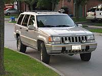 jeep grand 1995 limited 95 jeep grand limited for sale