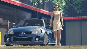 clio renault 2003 2003 renault clio v6 phase 2 add on tuning gta5 mods com
