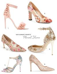 wedding shoes jeffrey cbell jeffrey cbell meryl floral heel in pink from revolveclothing