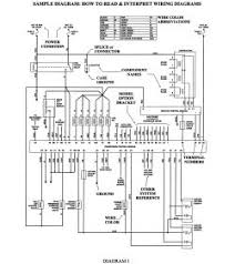 wiring diagram toyota estima radio wiring diagram