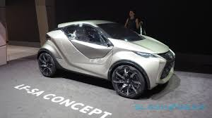 lexus crossover this is the concept crossover lexus hopes to woo millennials with