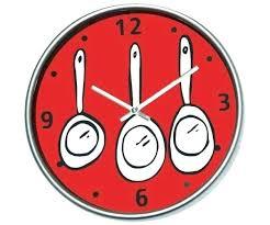 pendules cuisine horloge de cuisine originale horloge cuisine originale horloge