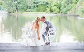 waterfront wedding venues in md the oaks waterfront wedding venue in md eastern shore wedding