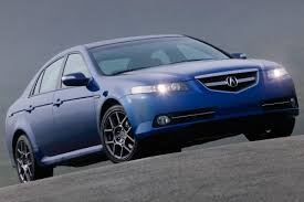 2008 Acura Tl Interior 2008 Acura Tl Options Features Packages