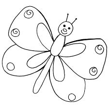 imagenes de mariposas faciles para dibujar dibujos de mariposas para colorear y pintar
