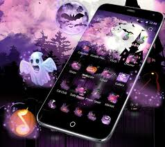 theme google chrome rabbit happy halloween 2017 theme free download of android version m