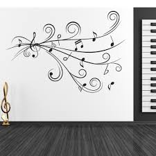 wallstickers folies musical notes wall stickers musical notes wall stickers