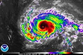 hurricane irma could strike u s east coast by next weekend or it