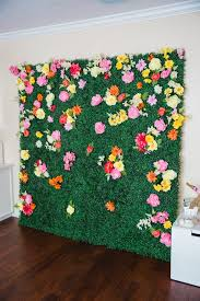 photo back drop how to make a boxwood backdrop cake confetti