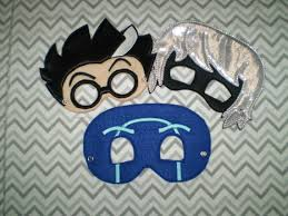 pj masks mask villans featuring romeo luna night