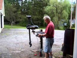 minn kota genesis 74 lb thurst auto pilot youtube