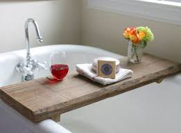 Tray For Bathtub Rustic Bathtub Caddy Bath Tray U2013 Hchd006 U2013 Hiscraft