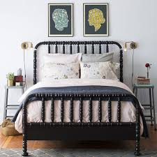 11 non traditional bedside tables schoolhouse electric spool