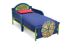amazon com delta children 3d footboard toddler bed nickelodeon