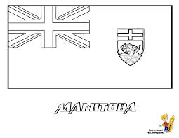 striking flag printables of canada alberta yukon flag