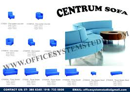 office sofa office system studio