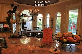 Halloween Cheap Decorating Ideas Halloween Decor From Dollar Tree Store