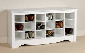 Wood Bench With Storage Bench With Shoe Storage