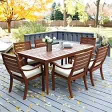 Folding Patio Dining Set Dining Chairs Outdoor Teak Dining Table Folding Chairs Garden