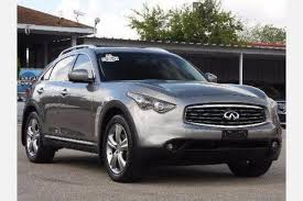 Infiniti M56 For Sale West by Used Infiniti Fx35 For Sale In Houston Tx Edmunds