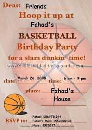 basketball party ideas coolest basketball party ideas and photos