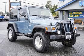 1999 jeep wrangler tj sport 4x4 northwest motorsport