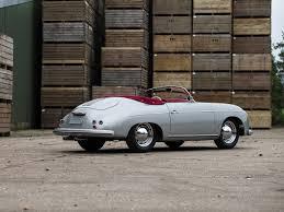 porsche 356 speedster rm sotheby u0027s 1955 porsche 356 pre a speedster by reutter paris