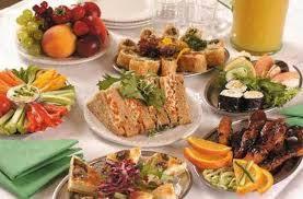 food ideas buffet memorable wedding planning