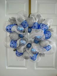 Blue And Silver Christmas Decorations Pinterest by 23 Best I U0027ll Have A Blue And Silver Christmas Images On