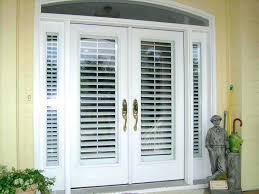 Patio Door Design Venetian Doors Door Design Simple Window Blinds Between Glass